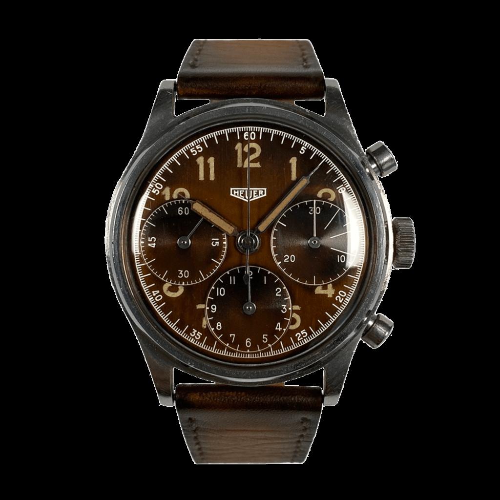 Montre de luxe - HEUER Chronograph