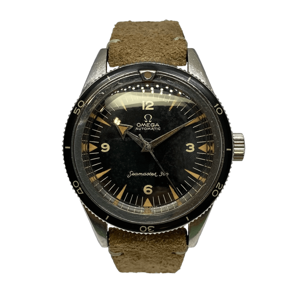 Luxury Watch - OMEGA Seamaster