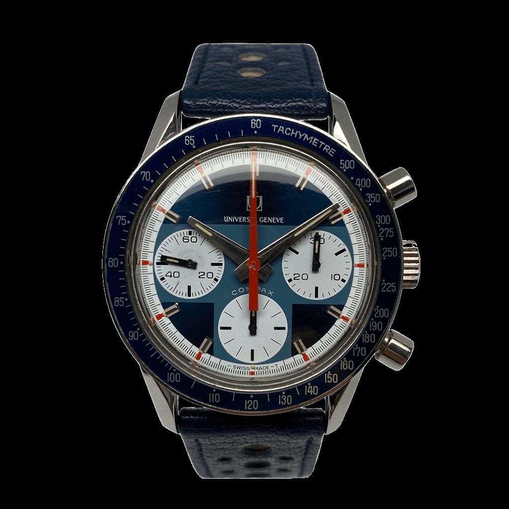 Luxury Watch - UNIVERSAL GENEVE Compax Exotic